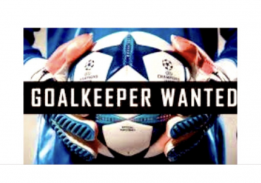 GOALKEEPER PLAYING OPPORTUNITY
