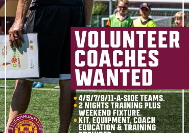 Volunteer Community Team Coaches