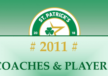 St Patrick's seek players in all positions