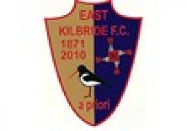 Goalkeeper & outfield players East Kilbride