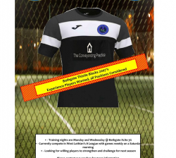 ** 2007's Experienced players wanted, all positions considered **