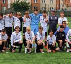 Edinburgh City Blacks U14's seeking players