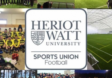 Heriot Watt University football club seeking COACHES